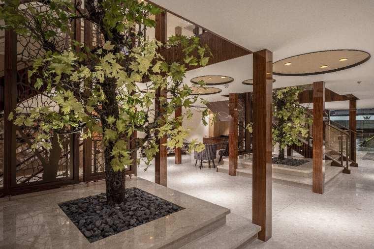 AmaMagna Main Lobby Atrium