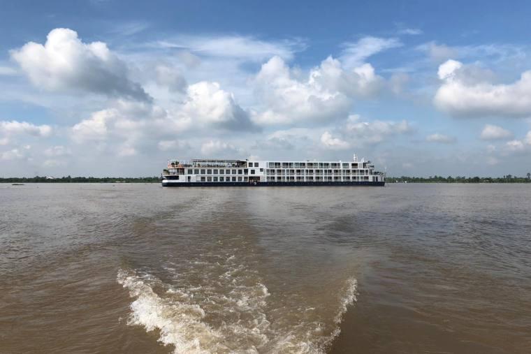 APT AmaLotus Mekong River Cruise