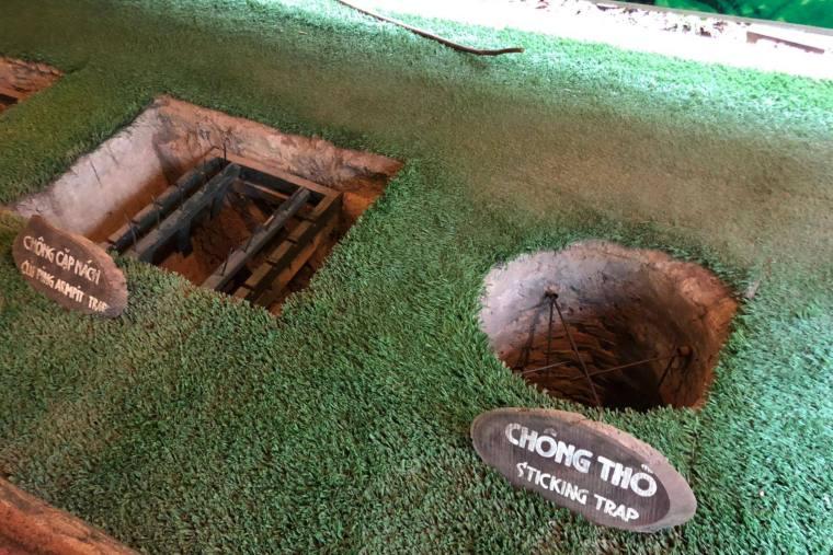 Chi Chi tunnels