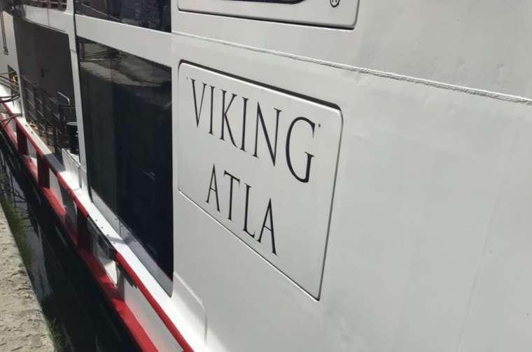 Viking river cruises Viking Atla